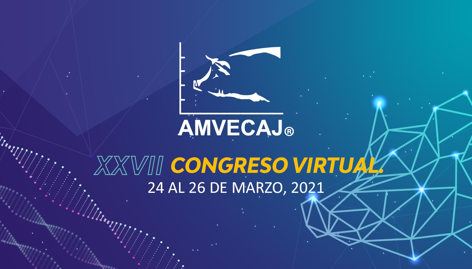 XXVII Congreso AMVECAJ 2021