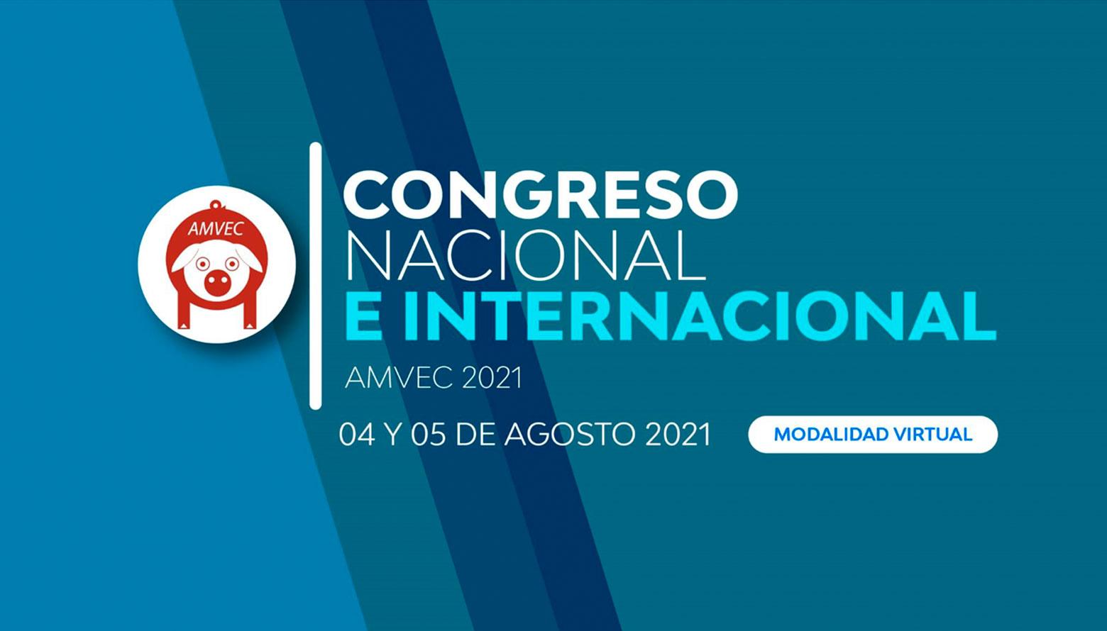 Congreso Nacional e Internacional AMVEC 2021