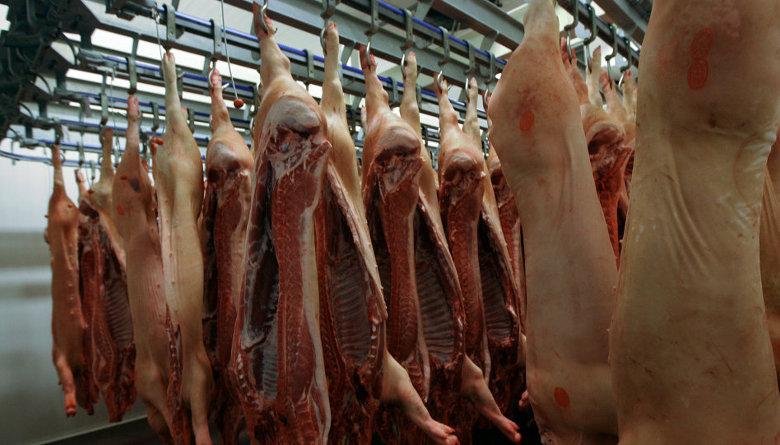 """Carne de cerdo en España """"amenazada"""" por el libre comercio con el Mercosur"""