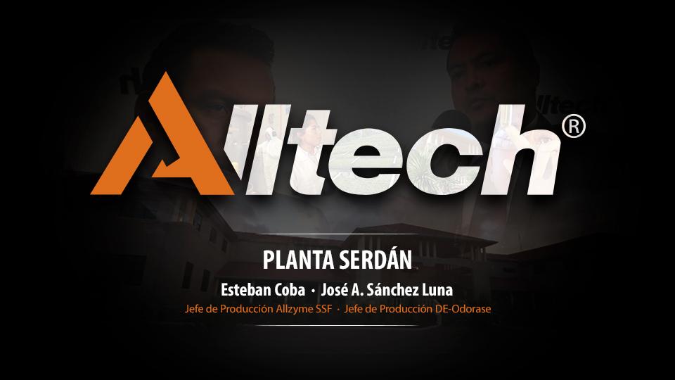 Planta Serdán de Alltech: Un ejemplo de producción sostenible gracias a la aplicación de la Yuca Schidigera