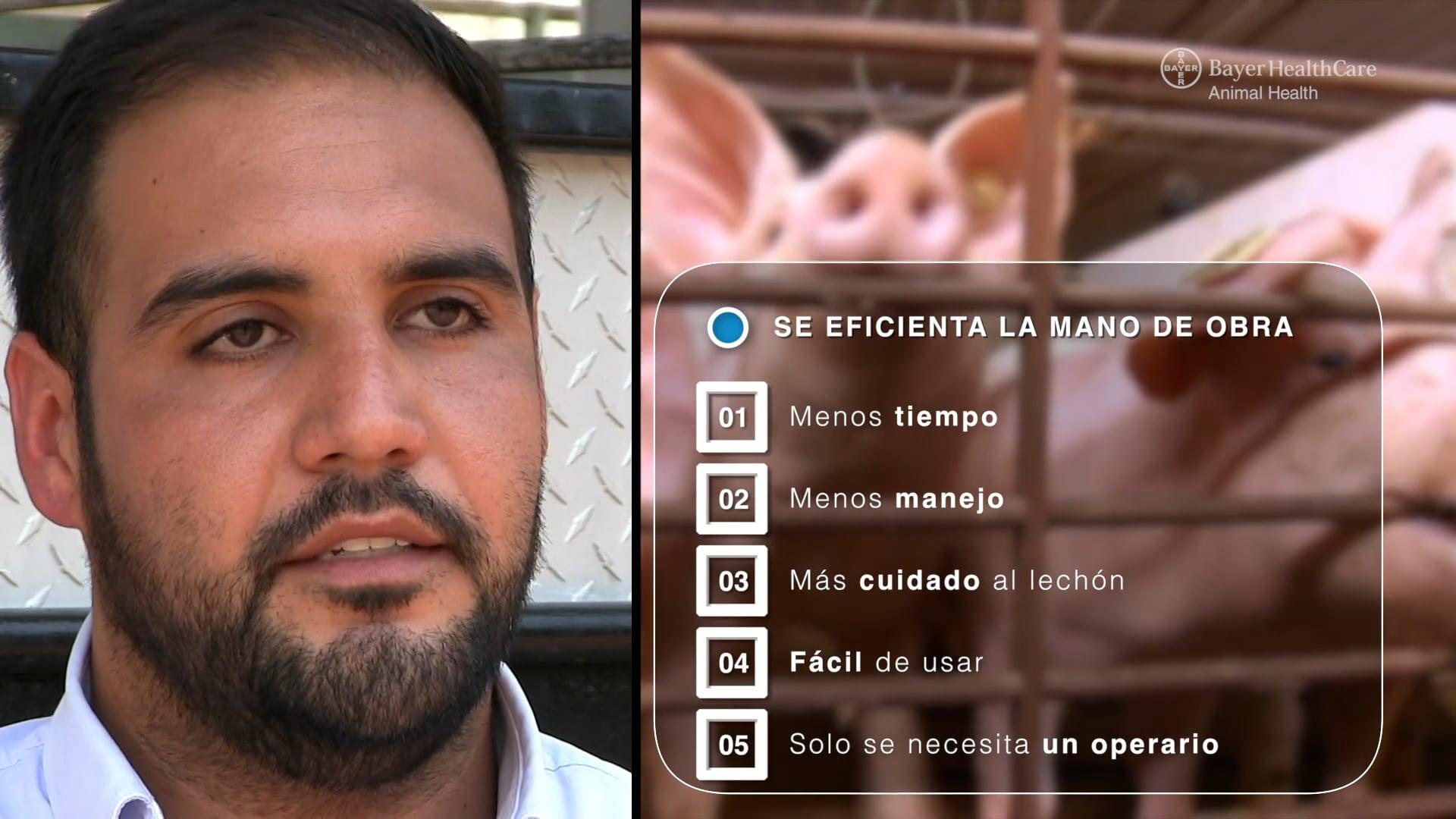 Testimonios Baycox Iron: MVZ. Héctor Ugarte Saldaña, Gerente de Producción Grupo Delta