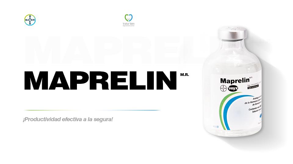 Maprelin ¡Productividad efectiva a la segura!